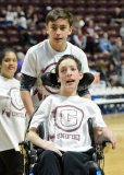 CIAC Unified Sports Basketball - Canton vs. Simsbury - Photo (11)