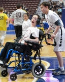 CIAC Unified Sports Basketball - Canton vs. Simsbury - Photo (9)