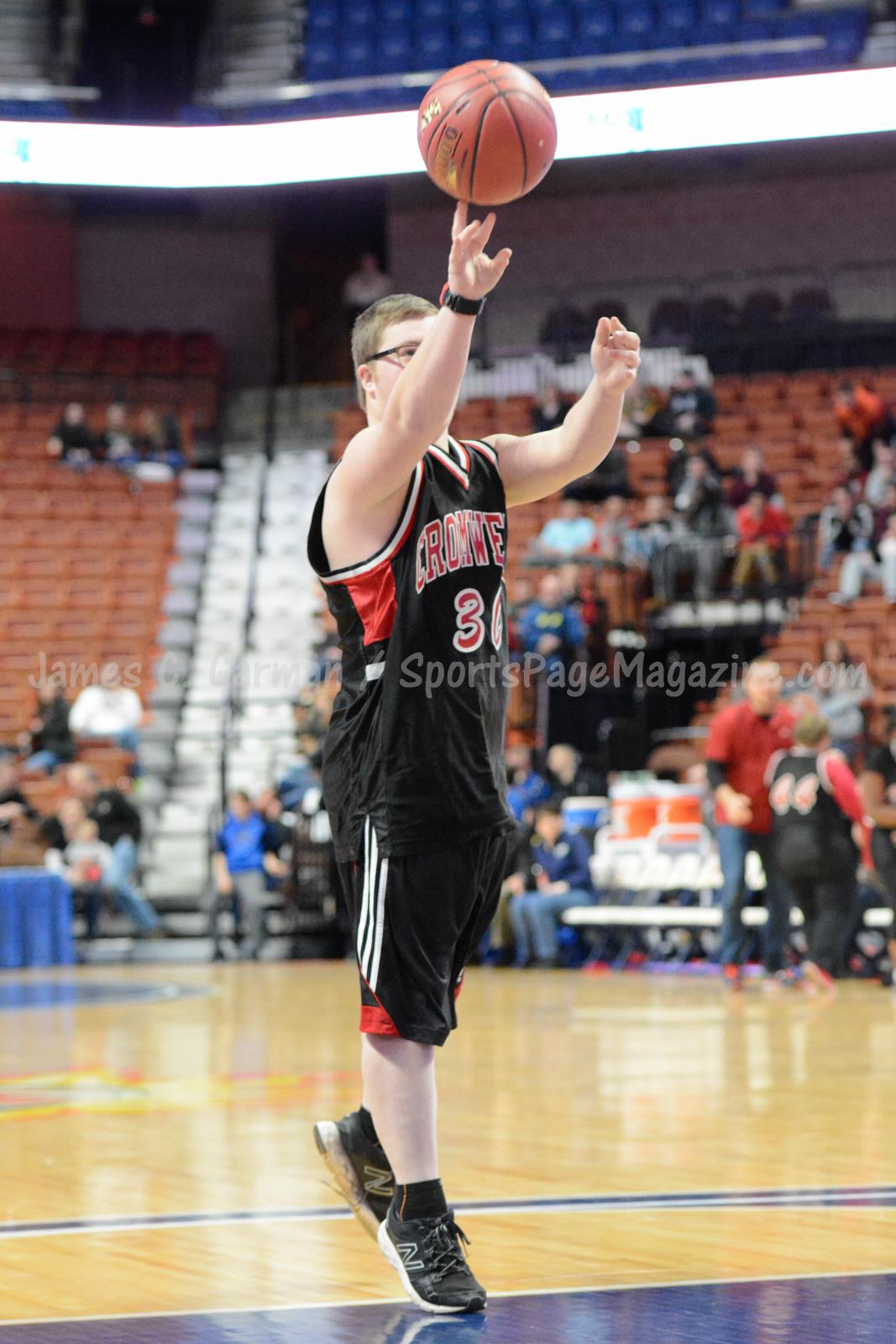 Gallery CIAC Unified Sports Basketball – Cromwell vs ...