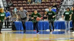 CIAC Unified Sports Basketball - Cromwell vs. Wilby - Photo (11)