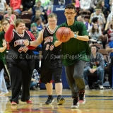 CIAC Unified Sports Basketball - Cromwell vs. Wilby - Photo (8)