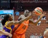 WNBA - CT Sun 72 vs. LA Sparks 77 (22)