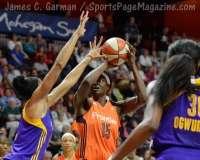 WNBA - CT Sun 72 vs. LA Sparks 77 (28)