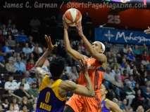 WNBA - CT Sun 72 vs. LA Sparks 77 (29)