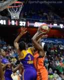 WNBA - CT Sun 72 vs. LA Sparks 77 (34)