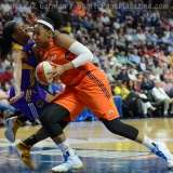 WNBA - CT Sun 72 vs. LA Sparks 77 (36)