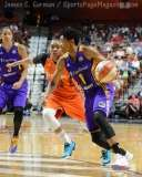 WNBA - CT Sun 72 vs. LA Sparks 77 (38)