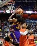 WNBA - CT Sun 72 vs. LA Sparks 77 (41)