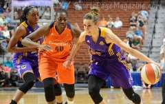 WNBA - CT Sun 72 vs. LA Sparks 77 (48)