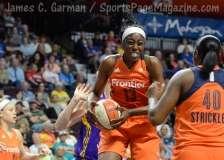 WNBA - CT Sun 72 vs. LA Sparks 77 (51)