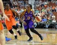 WNBA - CT Sun 72 vs. LA Sparks 77 (53)