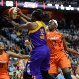 WNBA - CT Sun 72 vs. LA Sparks 77 (54)