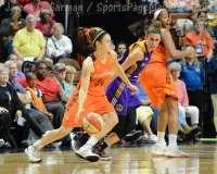WNBA - CT Sun 72 vs. LA Sparks 77 (59)