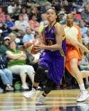 WNBA - CT Sun 72 vs. LA Sparks 77 (60)