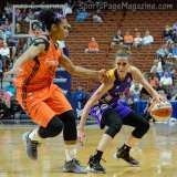 WNBA - CT Sun 72 vs. LA Sparks 77 (61)