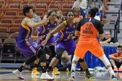 WNBA - CT Sun 72 vs. LA Sparks 77 (62)