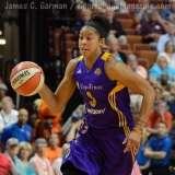 WNBA - CT Sun 72 vs. LA Sparks 77 (64)
