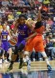 WNBA - CT Sun 72 vs. LA Sparks 77 (65)