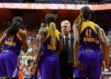 WNBA - CT Sun 72 vs. LA Sparks 77 (68)