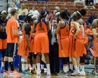 WNBA - CT Sun 72 vs. LA Sparks 77 (69)