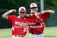 Gallery 1 CIAC Baseball Focused on #8 Wolcott 10 vs. #4 Haddam-Killingworth 1 - Photo # W2 (4)