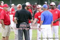 Gallery 1 CIAC Baseball Focused on #8 Wolcott 10 vs. #4 Haddam-Killingworth 1 - Photo # W2 (49)