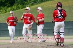 Gallery 3 – CIAC Baseball Focused on #8 Wolcott 10 vs. #4 Haddam-Killingworth 1 - Photo # W1 (39)