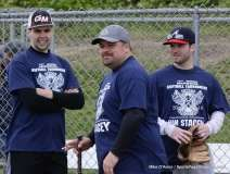Amateur Softball 2016 Stacey Maia Memorial Tournament - Team Light Blue vs. Team Dark Blue - Photo # (7)