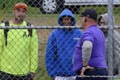 Amateur Softball 2016 Stacey Maia Memorial Tournament - Team Light Blue vs. Team Dark Blue - Photo # (8)