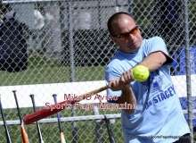 Gallery Amateur Softball 2016 Stacey Maia Memorial Tournament - Team Light Blue vs. Team Red - Photo # (8)