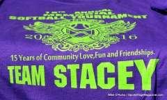 Amateur Softball 2016 Stacey Maia Memorial Tournament - Team Purple vs. Team White - Photo # (1)