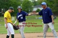 CIAC Baseball NVL-T. Holy Cross 6 vs. Ansonia 1 - Photo # HC1- (20)
