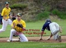 CIAC Baseball NVL-T. Holy Cross 6 vs. Ansonia 1 - Photo # HC1- (23)