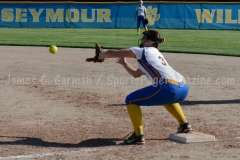 CIAC Softball Seymour 5 vs Montville 1 - Photo (4)