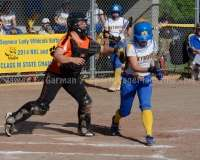 CIAC Softball Seymour 5 vs Montville 1 - Photo (9)
