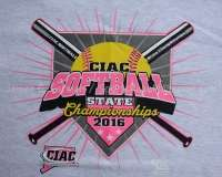 CIAC Softball Class S Finals #1 Holy Cross vs #6 Notre Dame-Fairfield 0 - (1)