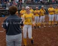 CIAC Softball Class S Finals #1 Holy Cross vs #6 Notre Dame-Fairfield 0 - (18)