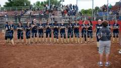 CIAC Softball Class S Finals #1 Holy Cross vs #6 Notre Dame-Fairfield 0 - (9)