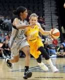 Gallery WNBA San Antonio Stars 79 vs. Chicago Sky 78