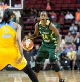 Gallery WNBA: Seattle Storm 88 vs Chicago Sky 91