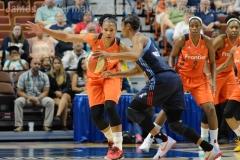 WNBA Connecticut Sun 77 vs Atlanta Dream 83 (15)
