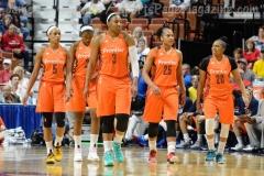WNBA Connecticut Sun 77 vs Atlanta Dream 83 (20)