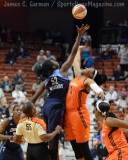 WNBA Connecticut Sun 77 vs Atlanta Dream 83 (3)