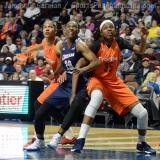WNBA Connecticut Sun 77 vs Atlanta Dream 83 (32)