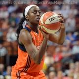 WNBA Connecticut Sun 77 vs Atlanta Dream 83 (35)