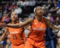 WNBA Connecticut Sun 77 vs Atlanta Dream 83 (4)