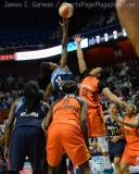 WNBA Connecticut Sun 77 vs Atlanta Dream 83 (45)