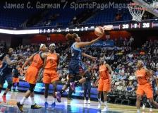 WNBA Connecticut Sun 77 vs Atlanta Dream 83 (46)