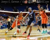 WNBA Connecticut Sun 77 vs Atlanta Dream 83 (48)