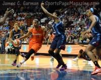 WNBA Connecticut Sun 77 vs Atlanta Dream 83 (49)